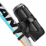 Avantree Cyclone Portable Bluetooth 5.0 Bike Speaker with Bicycle Mount & SD Card Slot, 10W Powerful Enhanced Bass & Wireless NFC Pairing, Splash Proof, Shockproof & Dustproof for Riding Outdoor