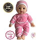 11 inch Soft Body Doll in Gift Box - 11' Baby Doll (Caucasian)