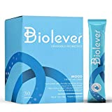 Biolever Probiotic and Prebiotic Powder for Men and Women | Dr. Formulated for Daily Digestion and Immune Health Supplement | Unflavored and Unsweetened | 30 Packets