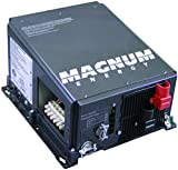 Magnum Energy ME3112 ME Series 3100W 12VDC Modified Sine Inverter/160 Amp PFC Charger, Easy-to-install, Safe and reliable, Versatile mounting, Multiple ports, Convenient switches, Convenient switches