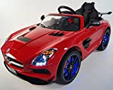 rideONEcar. MERCEDES RIDE ON TOY CAR FOR KIDS 12 VOLTS REMOTE CONTROL BATTERY OPERATED