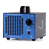 Airthereal Commercial Ozone Generator, 5000mg/h O3 Machine Home Air Ionizers Deodorizer for Rooms, Smoke, Cars and Pets, Blue