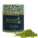 Naoki Matcha (Superior Ceremonial Blend, 40g / 1.4oz ) - Authentic Japanese Matcha Green Tea Powder Ceremonial Grade from Uji, Kyoto