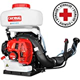CARDINAL 3.5 Gallon Backpack Fogger Blower Duster Leaf Blower 3-in-1 Sprayer with 3HP 2 Stroke Engine for Liquid or Dust Mosquito Insecticide Pest Control