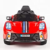 EuroPacific Brands Racer X 12V Ride On Car Kids W/ MP3 Electric Battery Power Remote Control RC Red