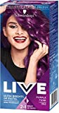 Schwarzkopf Live Ultra Brights 94 Purple Pink Hair Colour