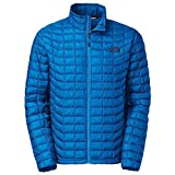 The North Face Men's Thermoball Full Zip Jacket Bomber Blue 2XL