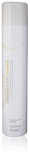 7. Sebastian Shaper Hairspray 10.6oz.