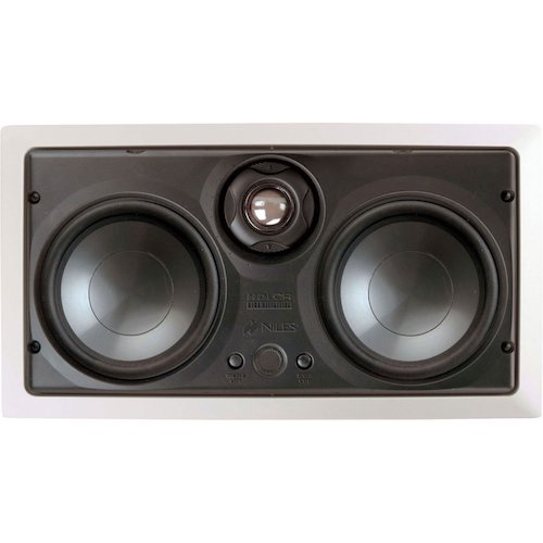10. Niles FG01151 HDLCR In-Wall LCR High Definition Loudspeaker