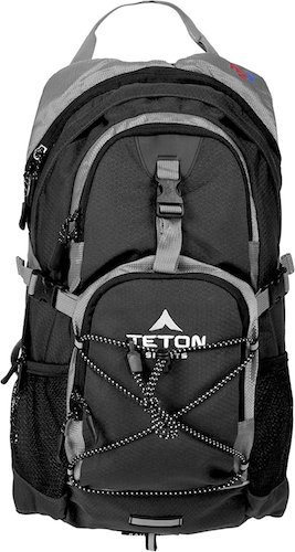 1. TETON Sports Oasis 1100 2 Liter Hydration Backpack