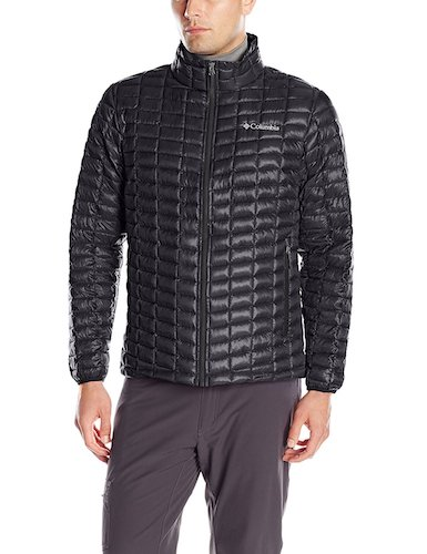 2. Columbia Sportswear Men's Microcell Jacket