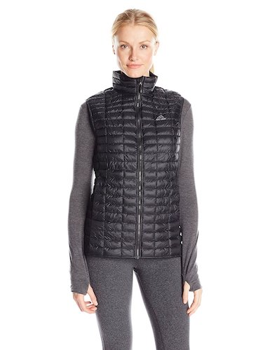 1. adidas Outdoor Women's Flyloft Vest