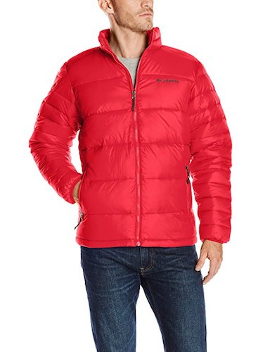 3. Columbia Men's Frost-Fighter Puffer Jacket