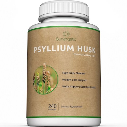 1. Best Psyllium Husk Capsules - 725mg Per Capsule -240 Capsules - Powerful Psyllium Husk Fiber Supplement Helps Support Digestion, Weight Loss and Constipation