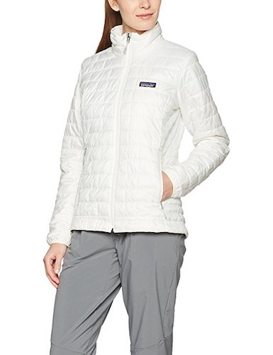 10. Patagonia Women's Nano Puff Insulated Jacket