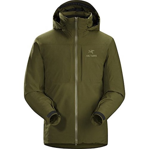 5. Arc'Teryx Men's Fission SV Jacket
