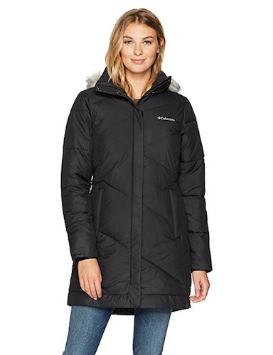 2. Columbia Women's Snow Eclipse Mid Jacket