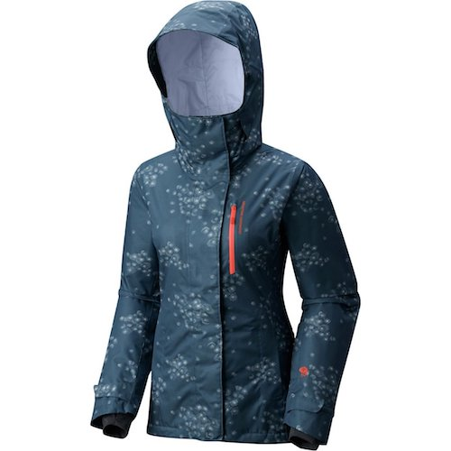 6. Mountain Hardwear Barnsie Jacket - Women's