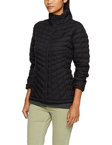 5. The North Face Womens Thermoball Full Zip Jacket