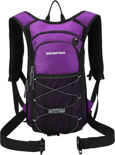 8. Insulated Hydration Backpack Pack by Mubasel gear