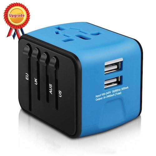 Top 10 Best Travel Adapters and Converters in 2018 Reviews