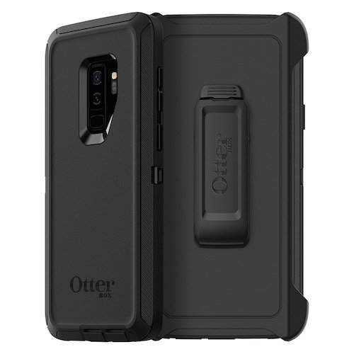 8. OtterBox DEFENDER SERIES Case for Samsung Galaxy S9+