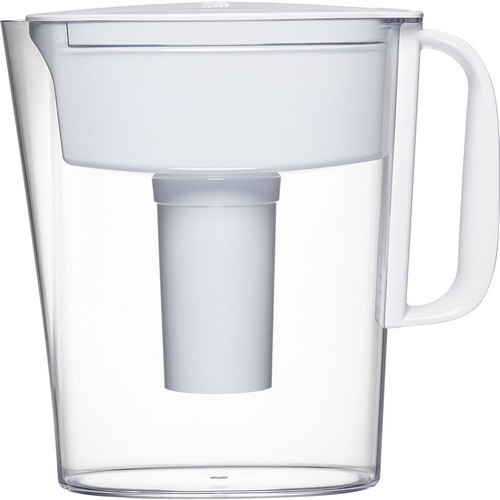 Best Pitcher Water Filters 10. Brita Small 5 Cup Metro Water Pitcher with Filter - BPA Free - White