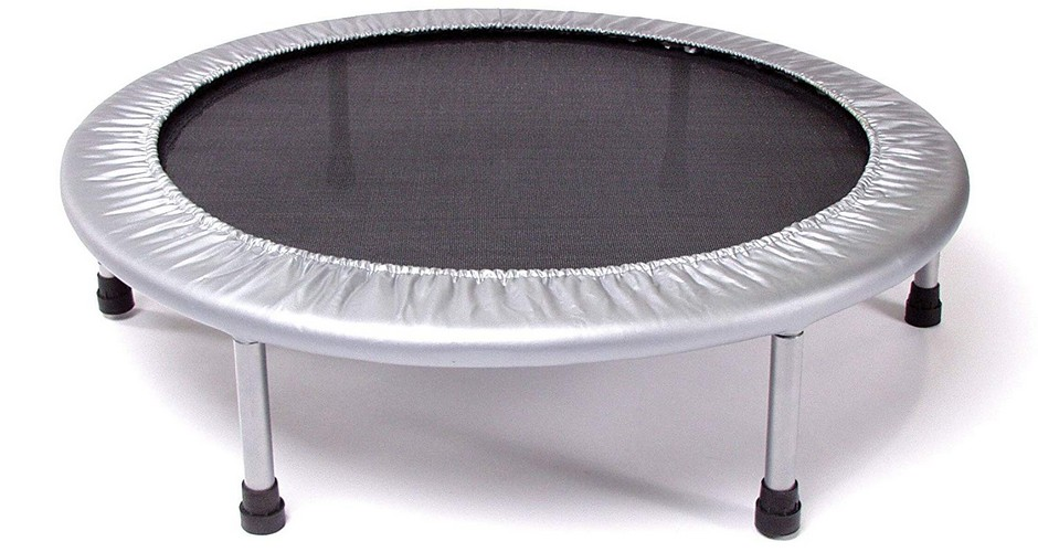 Best Trampolines To Buy 2. Stamina 36-Inch Folding Trampoline