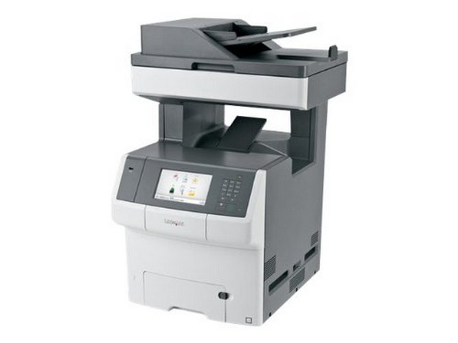 Best All in One Color Laser Printers for Mac 9. Lexmark X746DE Laser Multifunction Printer