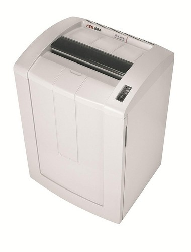 Best Commercial Paper Shredders 10. HSM Classic 390.3, 40-42 Sheet, Strip-Cut, 39-Gallon Capacity Shredder