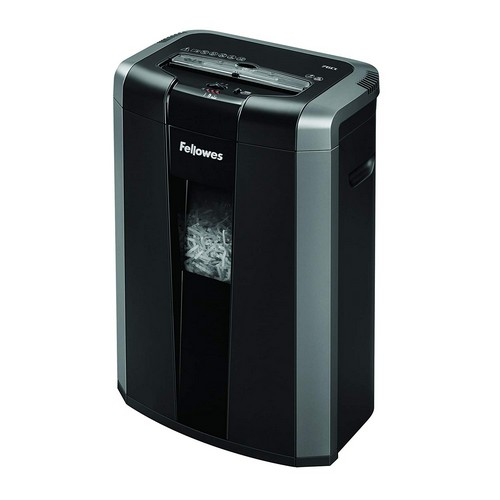 Best Heavy Duty Paper Shredders 3. Fellowes Powershred 76Ct 16-Sheet Cross-Cut Heavy Duty Office Paper Shredder