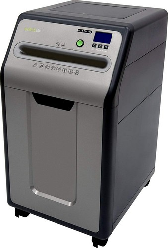 Best Commercial Paper Shredders 7. GoECOlife GMC225Pi 22 Sheet Micro-Cut Paper Shredder, Platinum Series Shredder