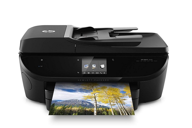 Best All in One Color Laser Printers for Mac 5. HP Envy 7640 Wireless All-in-One Photo Printer with Mobile Printing