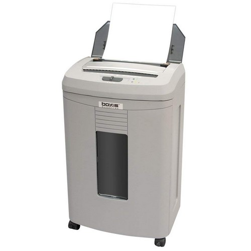Best Commercial Paper Shredders 3. Boxis AF100 AutoShred 100-Sheet Micro Cut Paper Shredder