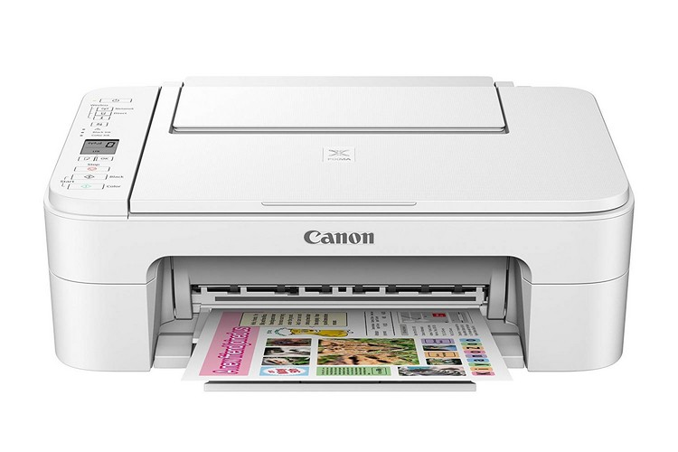 Best All in One Color Laser Printers for Mac 1. Canon TS3120 Wireless All-In-One Printer, White