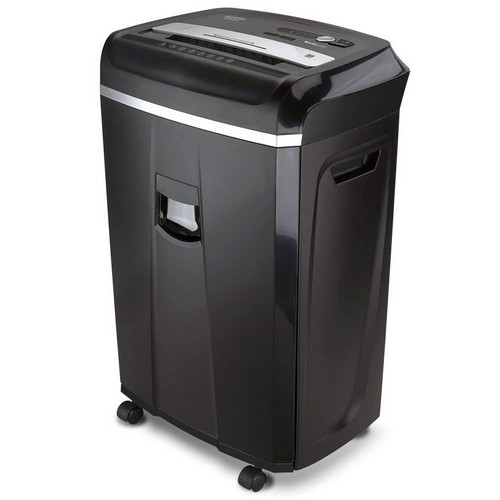 Best Commercial Paper Shredders 6. Aurora Anti-Jam 20-Sheet Crosscut CD/Paper and Credit Card Shredder, 7-gallon pullout basket, 60 Minutes Continuous Run Time