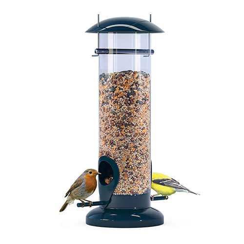 Best Outside Wild Bird Feeders 7. Nibble weatherproof anti bacteria