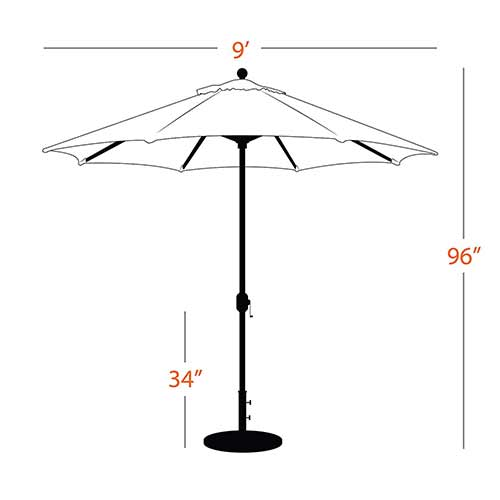 Top 10 Best Patio Umbrella Stands For Wind In 2018 Reviews