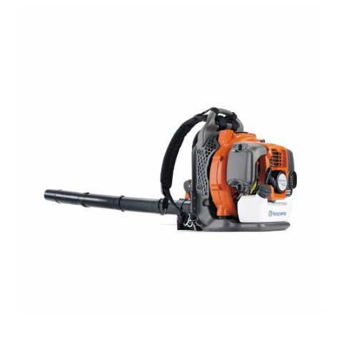 Best Commercial Leaf Vacuums 4. Husqvarna 150BT 50.2cc 2-Cycle Gas Backpack Blower