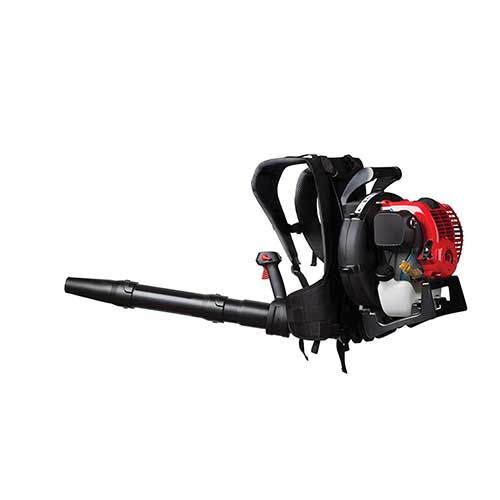 Best Backpack Leaf Blowers 10. Troy-Bilt TB4BP EC 32cc 4-Cycle Backpack Blower with JumpStart Technology