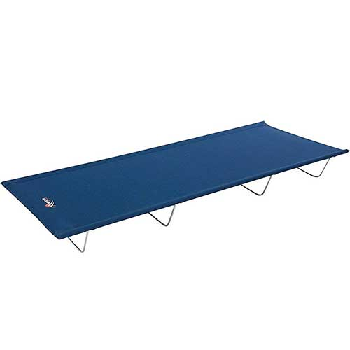 Best Lightweight Camping Cots 7. Mountain Trails Base Camp Cot