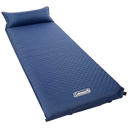 Best Camping Cot Mattress 3. Coleman Sleeping Pad | Self-Inflating Camping Sleep Pad