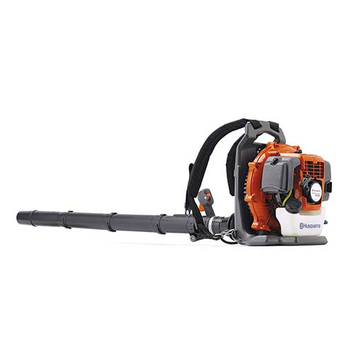 Best Backpack Leaf Blowers 2. Husqvarna 965102208 130BT Backpack Blower, 29.5cc