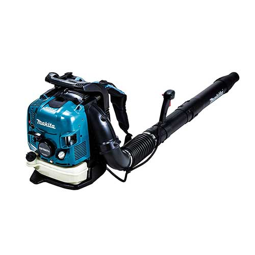 Best Commercial Leaf Vacuums 8. Makita EB7650TH 75.6 cc MM4 Backpack Blower