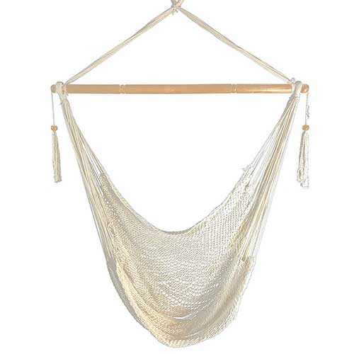 Most Comfortable Hanging Chairs 2. Mayan Hammock Chair