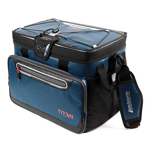 Best Coolers Under 100 7. Arctic Zone Titan Deep Freeze Zipperless Cooler