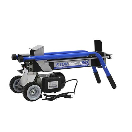 Best Electric Log Splitters 7. AAVIX AGT306 Electric Log Splitter