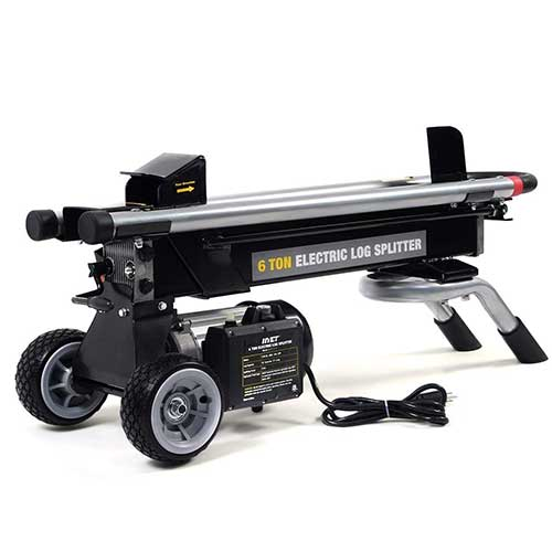 Best Electric Log Splitters 3. Goplus New 1500W 6 Ton Electric Hydraulic Log Splitter