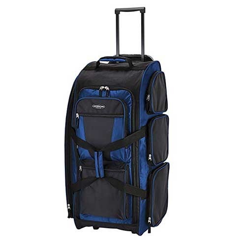 Best Rolling Duffel Bags for International Travel 8. Travelers Club 30