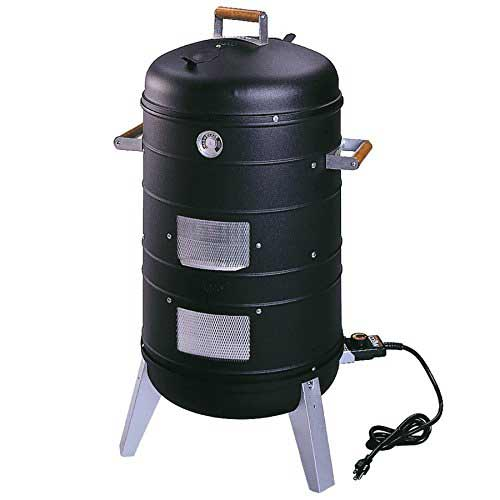 Best Electric Smokers Under 300 6. Southern Country Smokers 2 in 1 Electric Water Smoker that converts into a Lock 'N Go Grill